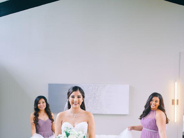 Alexandria and Adrian's Wedding in Montgomery, Texas 93