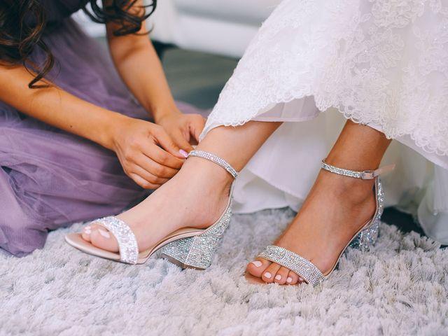 Alexandria and Adrian's Wedding in Montgomery, Texas 100