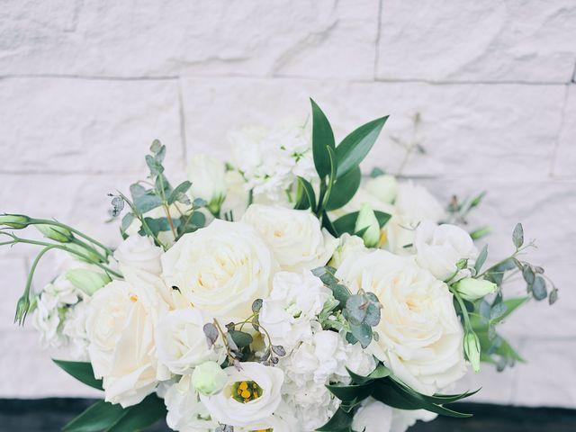 Alexandria and Adrian's Wedding in Montgomery, Texas 124