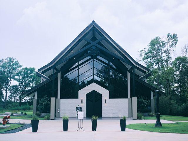 Alexandria and Adrian's Wedding in Montgomery, Texas 129