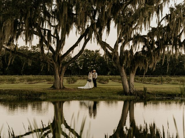 James and Danielle's Wedding in Plant City, Florida 4