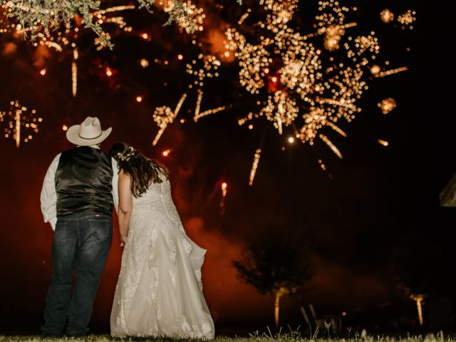 James and Danielle's Wedding in Plant City, Florida 5