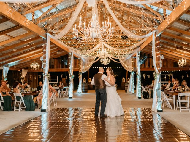James and Danielle's Wedding in Plant City, Florida 7