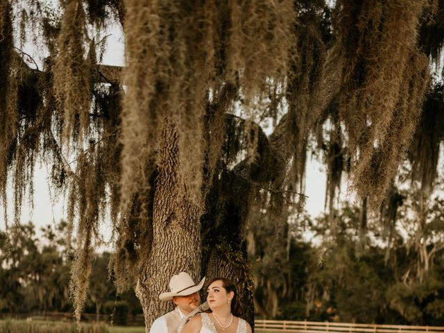 James and Danielle's Wedding in Plant City, Florida 8
