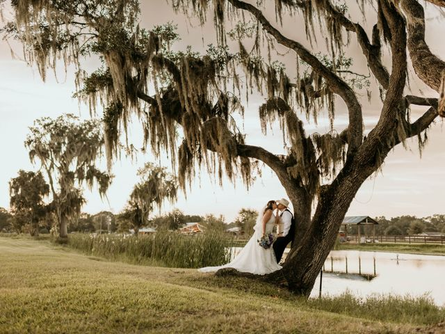 James and Danielle's Wedding in Plant City, Florida 2