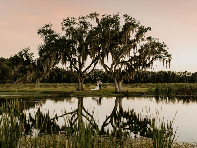 James and Danielle's Wedding in Plant City, Florida 9