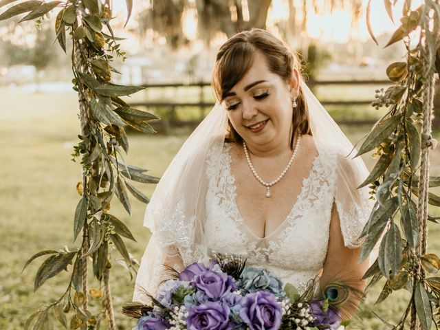 James and Danielle's Wedding in Plant City, Florida 10