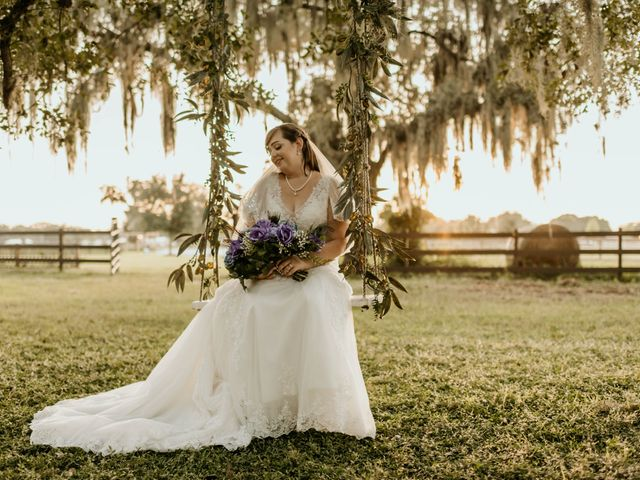 James and Danielle's Wedding in Plant City, Florida 11