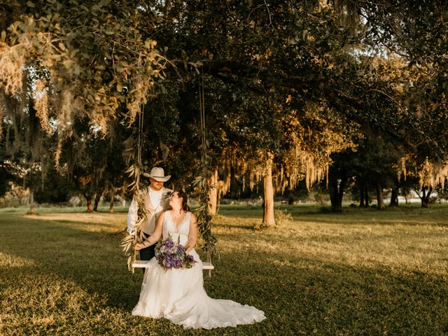 James and Danielle's Wedding in Plant City, Florida 12