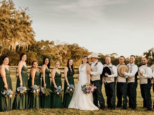 James and Danielle's Wedding in Plant City, Florida 13