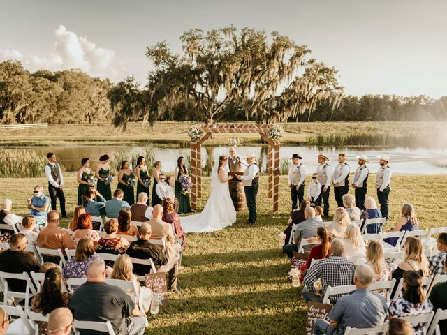James and Danielle's Wedding in Plant City, Florida 15