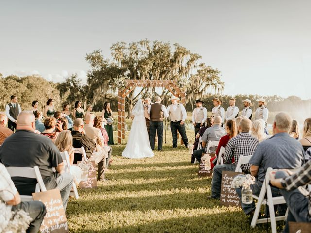 James and Danielle's Wedding in Plant City, Florida 16