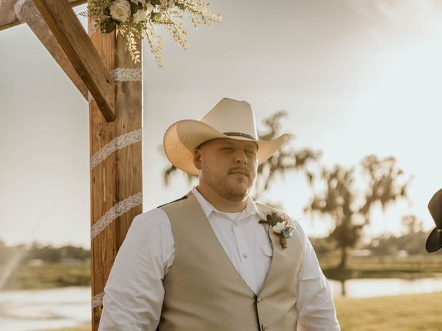 James and Danielle's Wedding in Plant City, Florida 18
