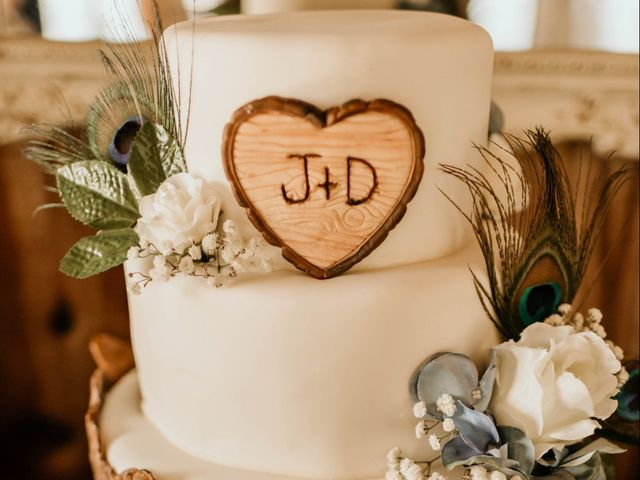 James and Danielle's Wedding in Plant City, Florida 21