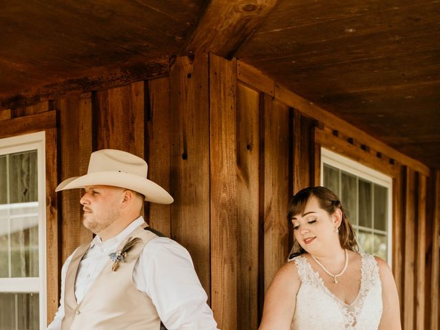James and Danielle's Wedding in Plant City, Florida 23