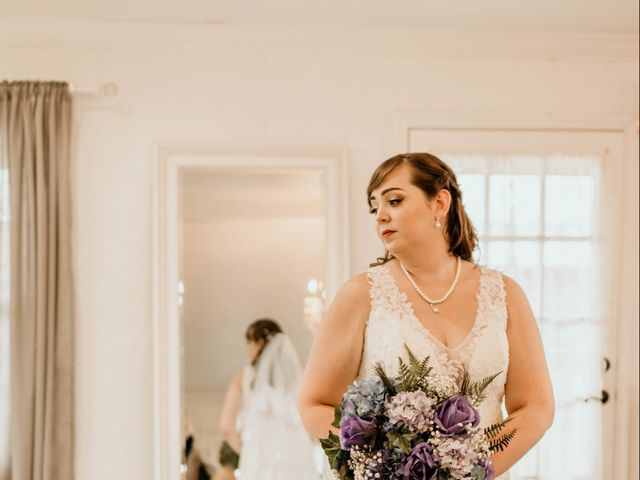 James and Danielle's Wedding in Plant City, Florida 25