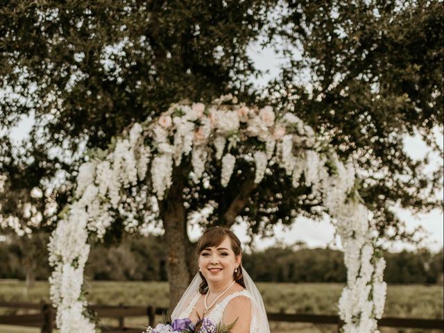 James and Danielle's Wedding in Plant City, Florida 26