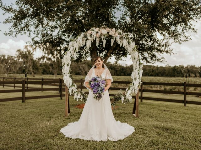 James and Danielle's Wedding in Plant City, Florida 27