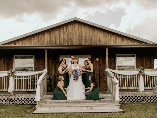 James and Danielle's Wedding in Plant City, Florida 29