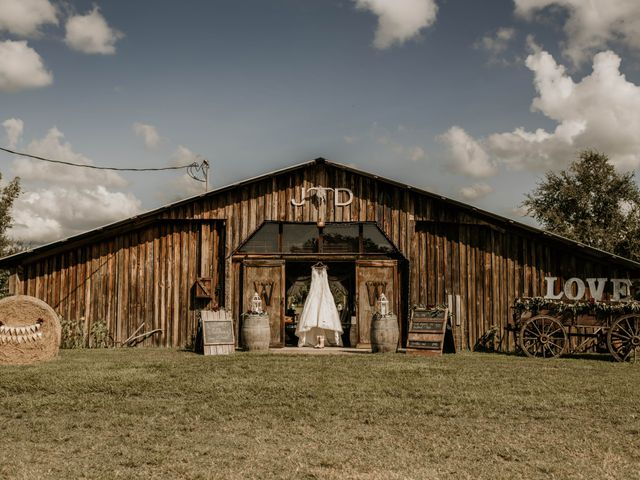James and Danielle's Wedding in Plant City, Florida 35