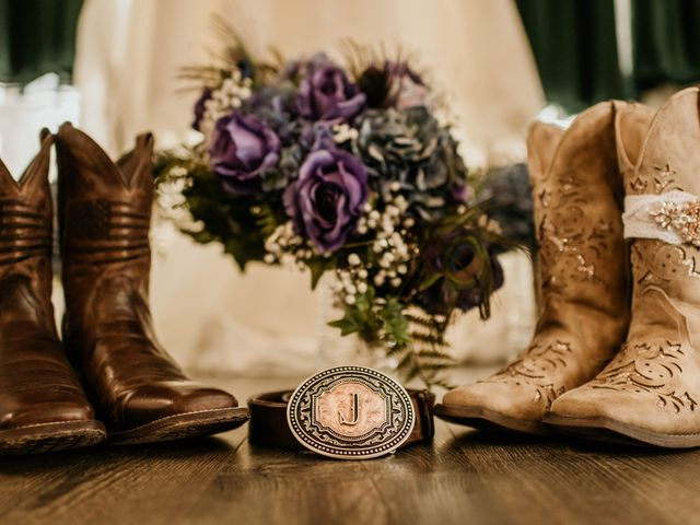James and Danielle's Wedding in Plant City, Florida 39