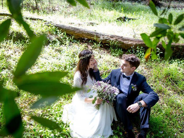 Alex and Henry's Wedding in Felton, California 6