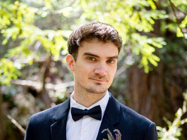 Alex and Henry's Wedding in Felton, California 10