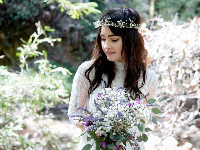 Alex and Henry's Wedding in Felton, California 13