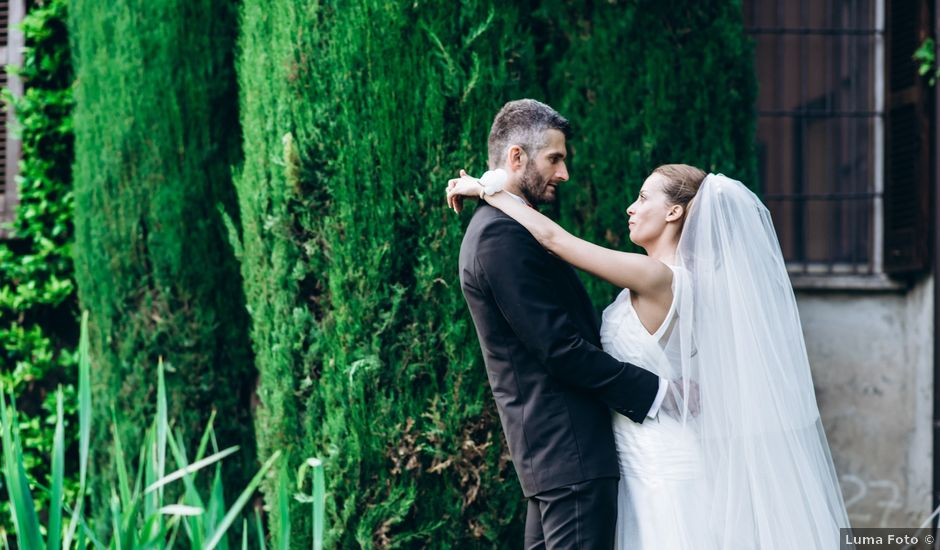 Jarno and Alice's Wedding in Milan, Italy