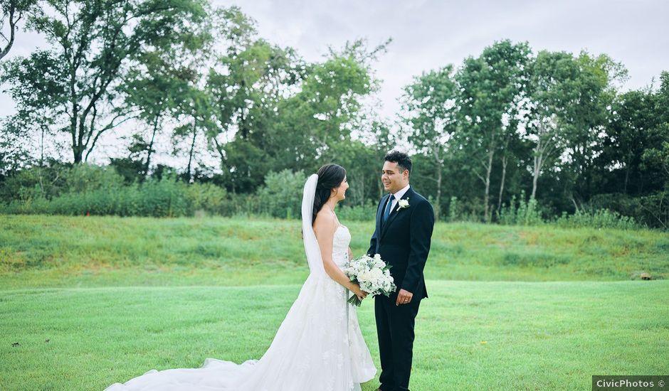 Alexandria and Adrian's Wedding in Montgomery, Texas