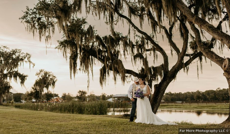 James and Danielle's Wedding in Plant City, Florida