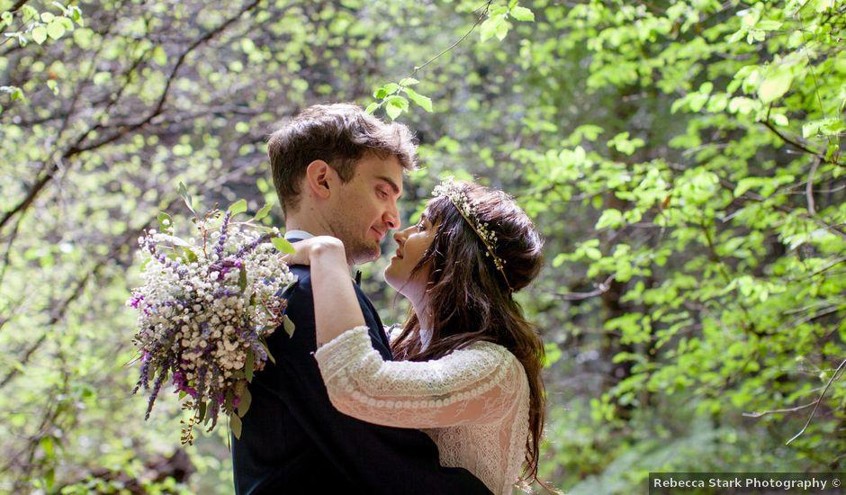 Alex and Henry's Wedding in Felton, California