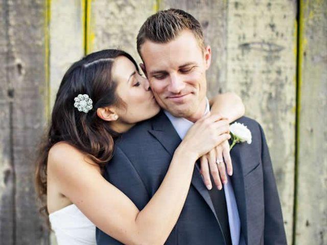 The wedding of Scott and Ashley