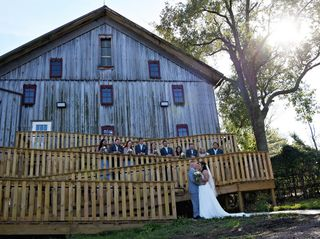 John and Rachel's Wedding in Goshen, Illinois 3