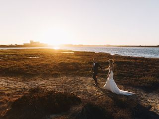 The wedding of Bryanna and Scott