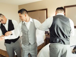 The wedding of Claudia and Steven 2