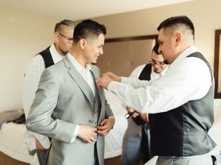 The wedding of Claudia and Steven 3