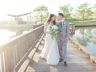 The wedding of Claudia and Steven