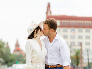 The wedding of Rachel Fenton and Alex Gilges 2