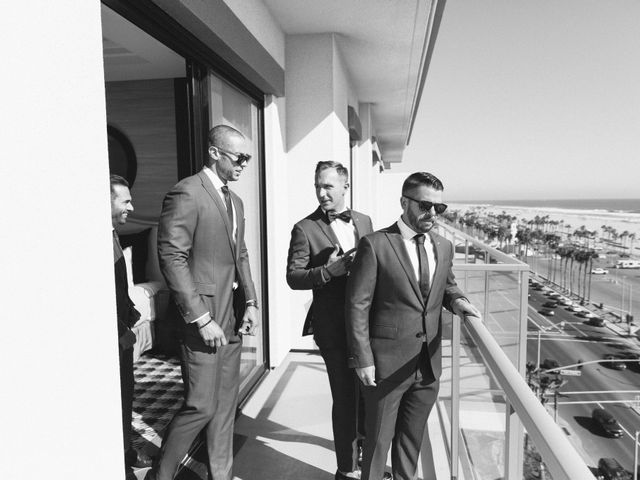 Scott and Bryanna's Wedding in Huntington Beach, California 14