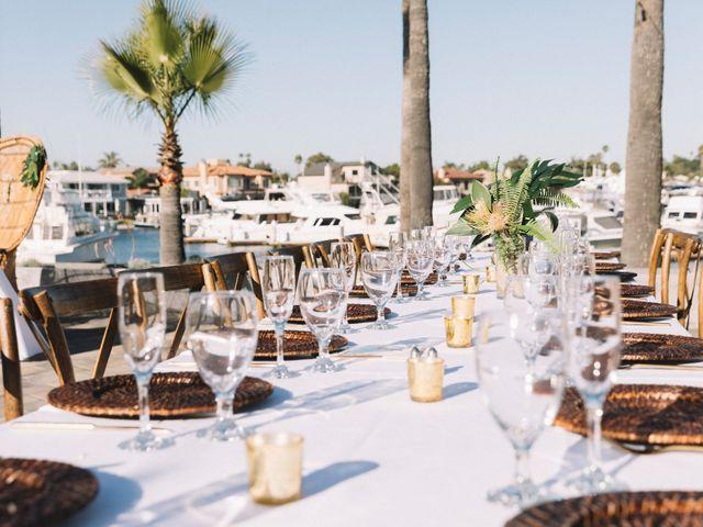 Scott and Bryanna's Wedding in Huntington Beach, California 16