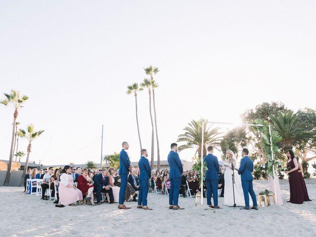 Scott and Bryanna's Wedding in Huntington Beach, California 21