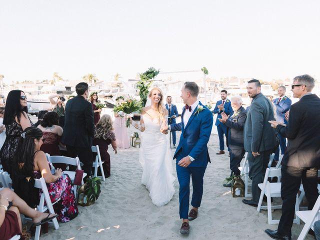 Scott and Bryanna's Wedding in Huntington Beach, California 22