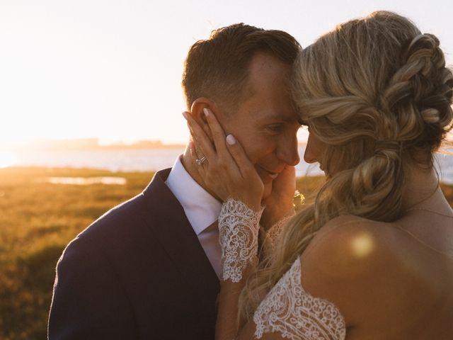 Scott and Bryanna's Wedding in Huntington Beach, California 30