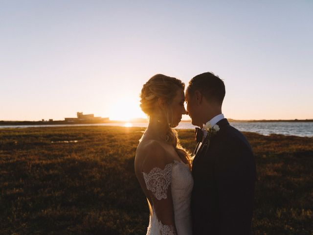 Scott and Bryanna's Wedding in Huntington Beach, California 31
