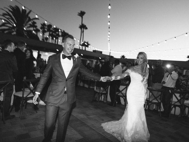 Scott and Bryanna's Wedding in Huntington Beach, California 36