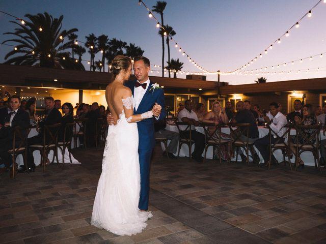 Scott and Bryanna's Wedding in Huntington Beach, California 37