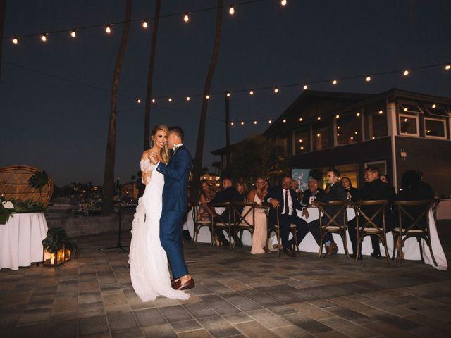 Scott and Bryanna's Wedding in Huntington Beach, California 38