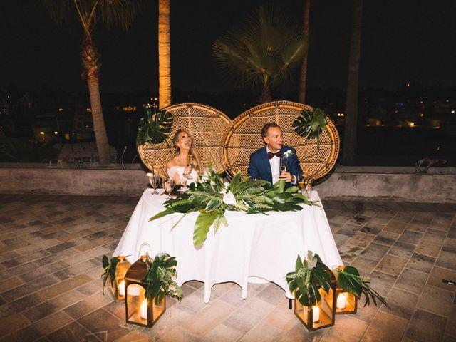 Scott and Bryanna's Wedding in Huntington Beach, California 40