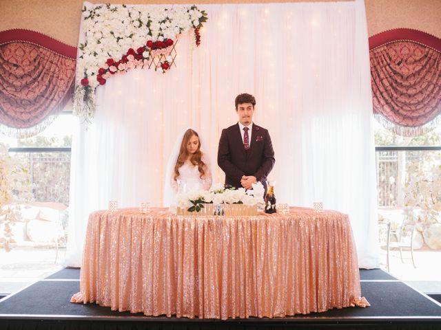 The wedding of Lisa and Josef
